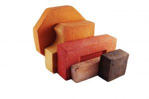 Cegły, kształtki, płytki dekoracyjne oraz mączka ceglana od producenta Cegielnia Trojanowscy Kraśnik