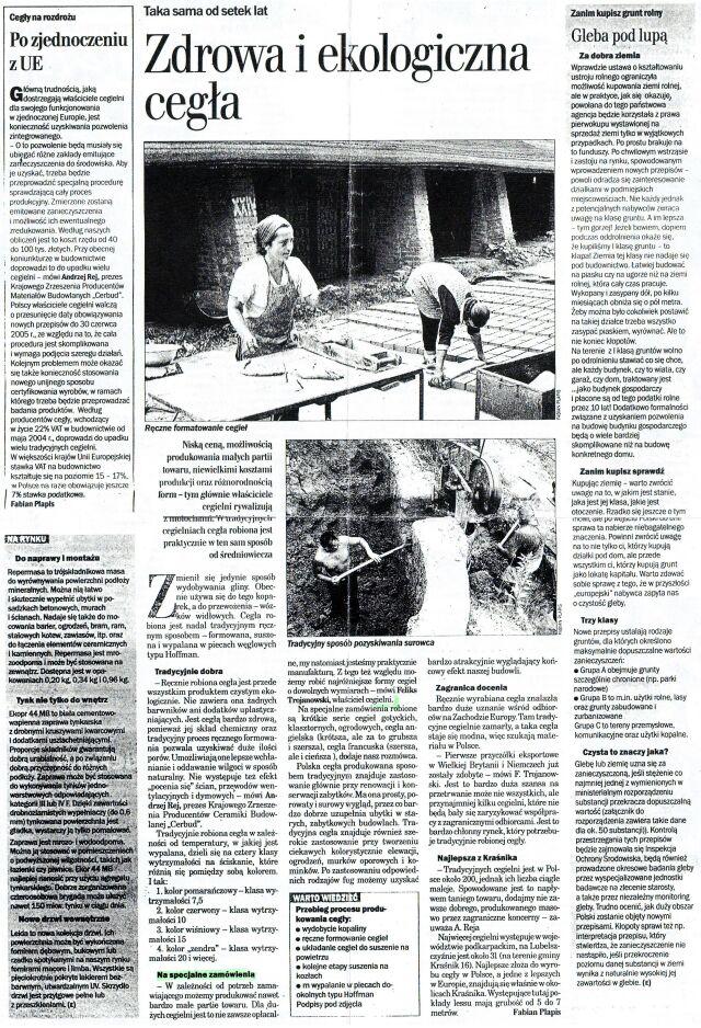 """""""Dziennik Wschodni"""" 27 Sierpień 2003"""