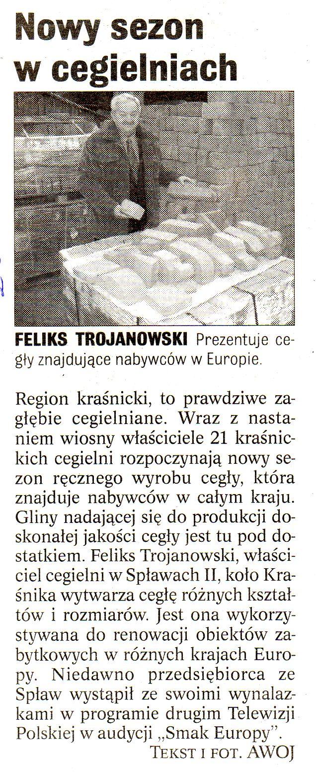 """Kurier Lubelski"" 5 Maj 2006"