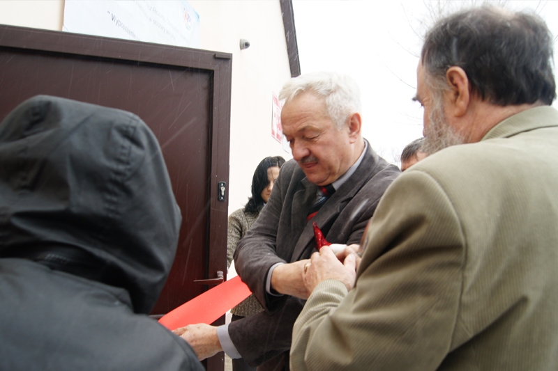 Otwarcie Izby Tradycji Ceglanej – Listopad 2010 Spławy Drugie