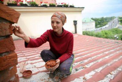 Nasza cegła ręcznie formowana została wykorzystana przy odbudowie kościoła św. Anny w Warszawie