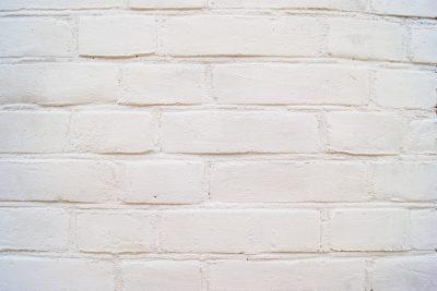 Płytka ceglana elewacyjna biała