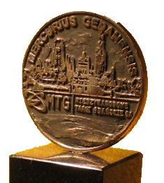 Otrzymaliśmy wyróżnienie na Międzynarodowej Wystawie Sakralnej w Gdańsku 27-29.10.2005