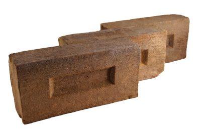 Cegły Standardowe Typowe Tradycyjne Staropolskie Palcowe Licowe Elewacyjne Czarne Ręcznie Formowane