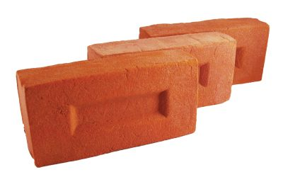 Cegły Standardowe Typowe Tradycyjne Staropolskie Palcowe Licowe Elewacyjne Czerwone Ręcznie Formowane