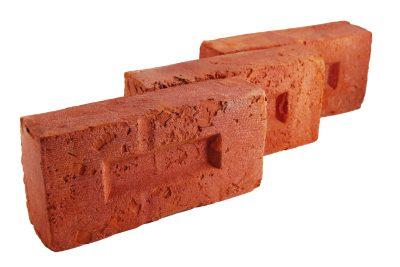 Cegły Postarzane Tradycyjne Staropolskie Palcowe Licowe Elewacyjne Wiśniowe Ręcznie Formowane
