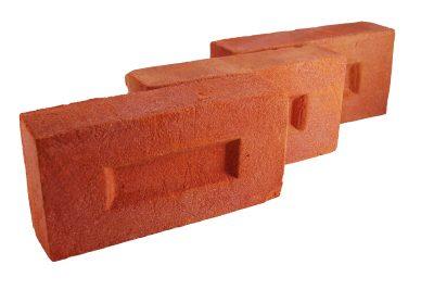Cegły Standardowe Typowe Tradycyjne Staropolskie Palcowe Licowe Elewacyjne Wiśniowe Ręcznie Formowane