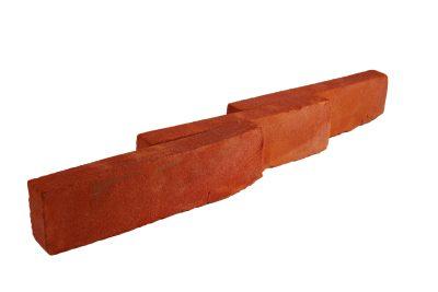 Płytki ceglana licowe elewacyjne ręcznie robione od producenta Cegielnia Trojanowscy Kraśnik do dekoracji wnętrz