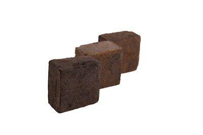 Bruk posadzka ceglana czarna ręcznie formowana producent Cegielnia Trojanowscy Kraśnik