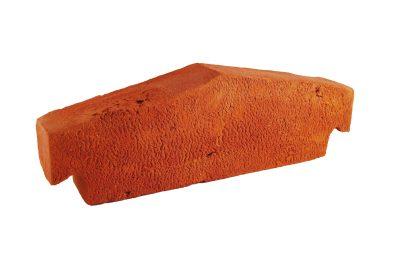 daszki ceramiczne czerwone tradycyjne