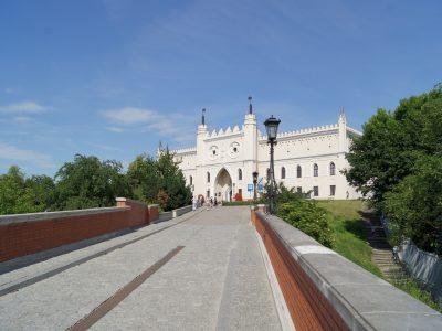 Zamek Lubelski Cegły Standardowe