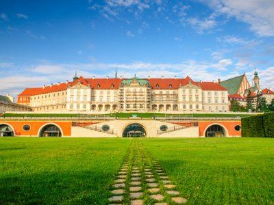 Arkady Kubickiego Zamek Królewski Warszawa Mała Niemka Standardowa