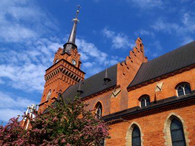 Katedra Tarnów Cegły Gotyckie