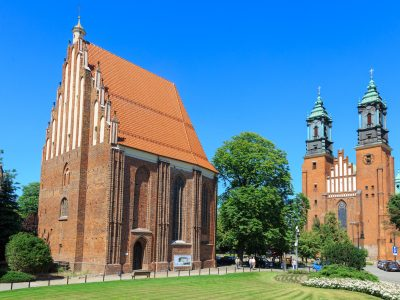 Kościół NMP Poznań Cegła Gotycka