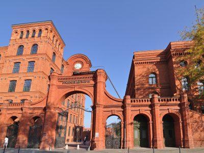 Manufaktura Łódź Cegły Duże Małe Niemki Standardowe