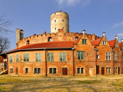 Twierdza Wisłoujście Gdańsk Cegły Standardowe