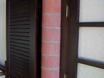 Wykończenie obrzeże ceramiczne ceglane ręcznie produkowane w manufakturze Cegielnia Trojanowscy