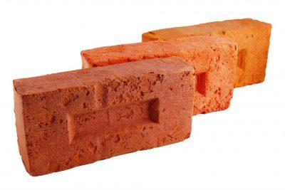 Antiqued Melange Brick