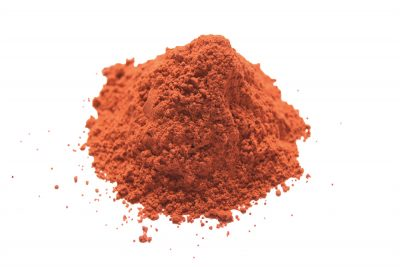 Brick powder