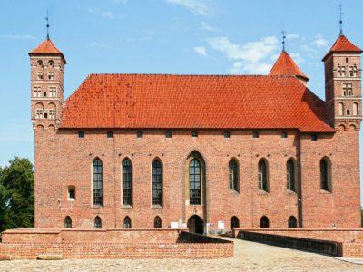 schloss renoviert mit handgemacht rote ziegel grosse deutsch imperial hersteller ziegelei trojanowscy