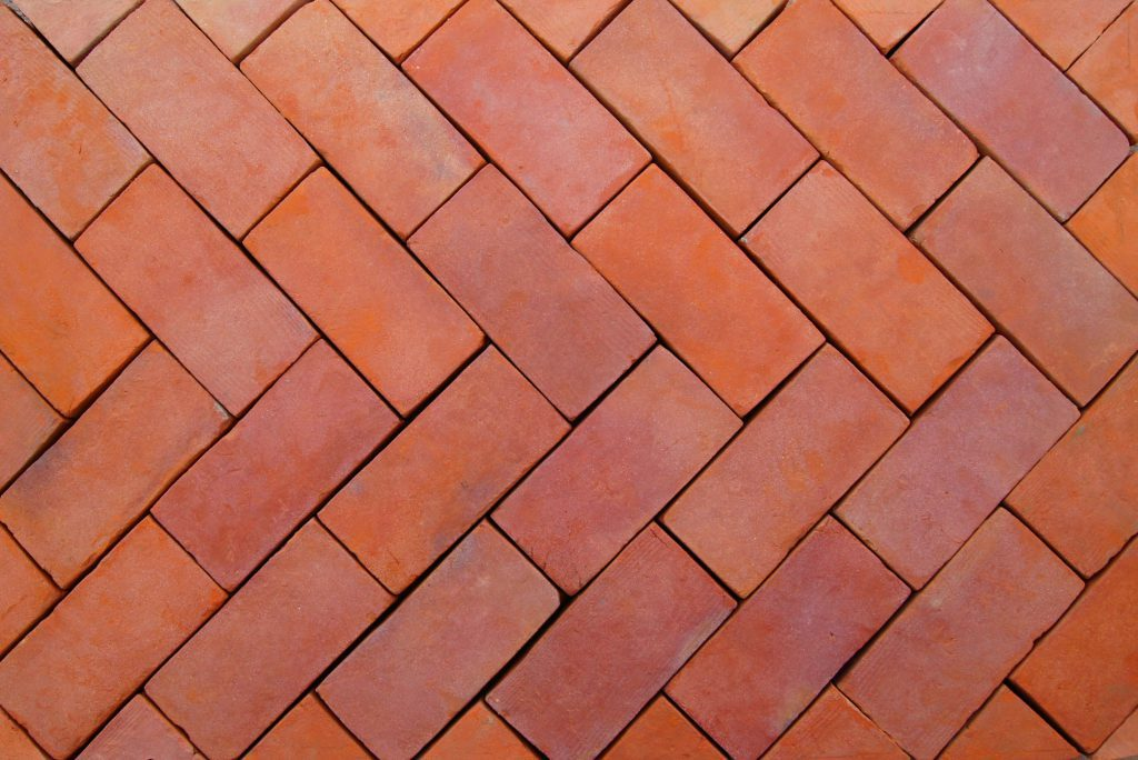 The Floor Rectangle Brickyard Trojanowscy Bricks