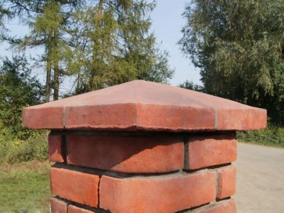 brick canopies handmade producer brickyard trojanowscy shaped bricks fittings