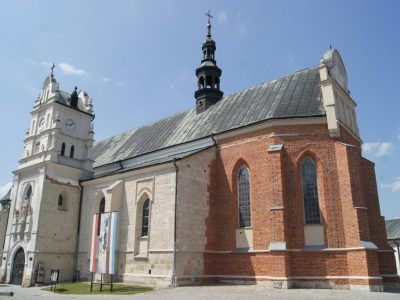 church poland refurbished from polish handmade brick manufacturer brickyard trojanowscy