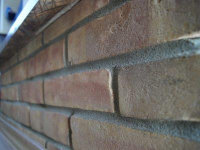 facade brick handmade