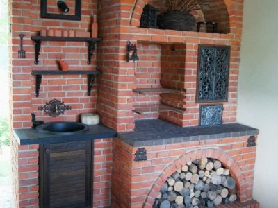 grill barbecue brick project handmade producer bricyard from poland trojanowscy