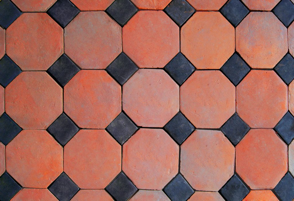 Brick Floor Tiles Brickyard Trojanowscy Bricks Tiles And