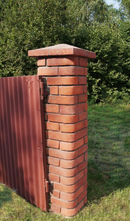 Brick Pillar Brickyard Trojanowscy Bricks Tiles And
