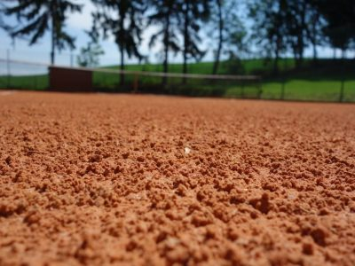 milled clay brick powder running tracks playgrounds surfaces sport