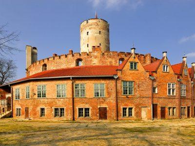 red brick orange english imperial producer brickyard trojanowscy