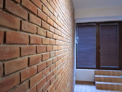 retro old brick tiles handmade by polish manufacturer