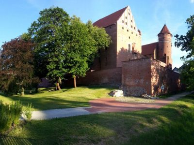revitalized castel english red handmade brick manufactory brickyard trojanowscy