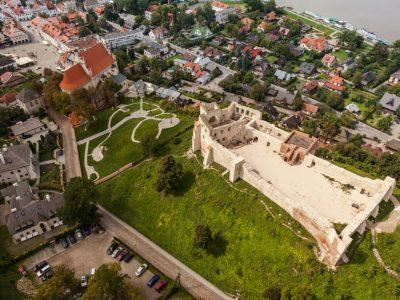revitalized castle english imperial handmade brick hand moulded manufactory brickyard trojanowscy