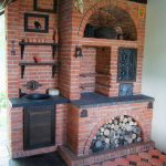 Wędzarnia cegła tradycyjna licowa palona ręcznie produkowana od producenta - manufaktura Cegielnia Trojanowscy