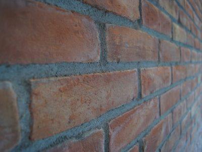 yellow handmade brick and tiles