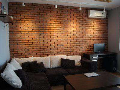 brick on a wall producer poland