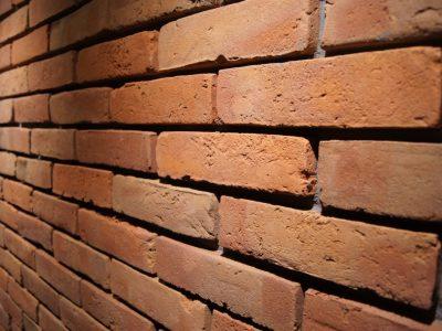 facade tile brick handmade old brick