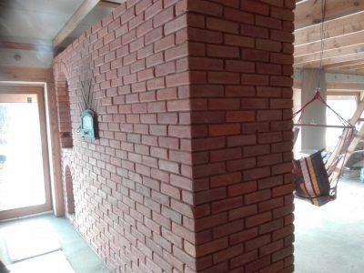 brick rocker cherry lublin hand made manufacture brickyard trojanowscy