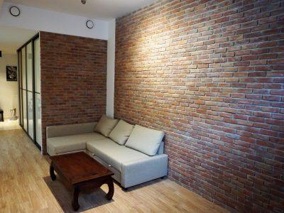 tile brick retro brick on a wall producer old brick factory trojanowscy