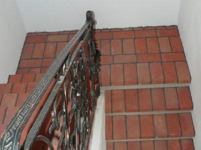 Ziegel Fliesen die Treppen zu leben Produzent Ziegel Fabrik Trojanowscy polen
