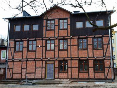 ceramic brick red hand molded brick factory manufacture Trojanowscy producer
