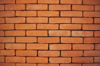 płytka z cegły ceglana elewacyjna pomarańczowa