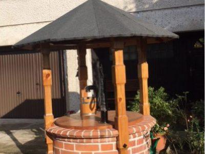kształtka ceglana studnia murowana cegła ręcznie formowana