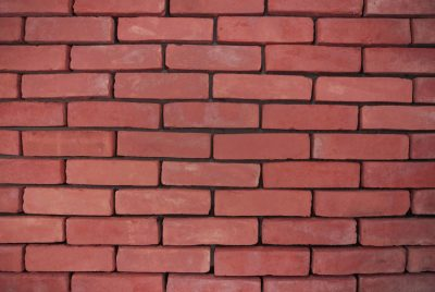 Brick facade cherry