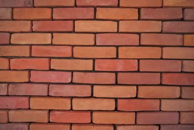 shallow brick on decorative wall melange