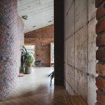 Brick retro brick tile