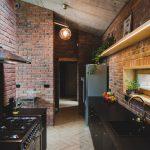 House made of hand-formed brick - Trojanowscy Brickyard